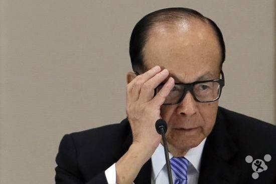 Li Ka-shing to buy United Kingdom telecommunications company being United Kingdom official requests blocked